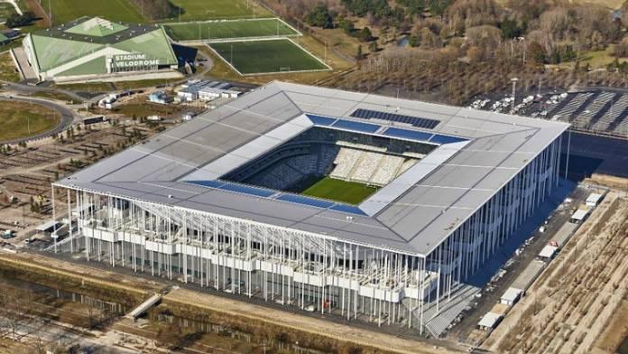 Photo Nouveau Stade Bordeaux Vu